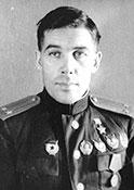 Капитан А.Я.Ефремов.