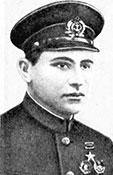 Капитан В.А.Гречишников.