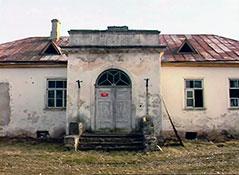 Здание школы в2002г.