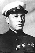 Командующий морской авиацией генерал-лейтенант С.Ф.Жаворонков.
