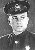 Батальонный комиссар Г.З.Оганезов.