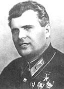 Комбриг М.В.Водопьянов.