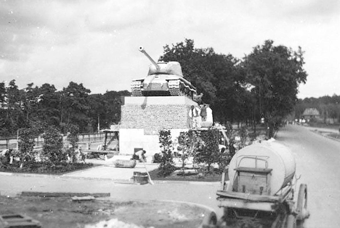 схема покраски танка ис 2 фирмы звезда